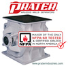 Prater Rotary Airlock Valves NFPA-69 Certified