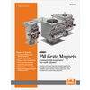 Eriez® Releases Updated PM Grate Magnets Brochure