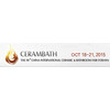 Adjustment of Exhibition Period for 26th CeramBath: October 18-21, 2015